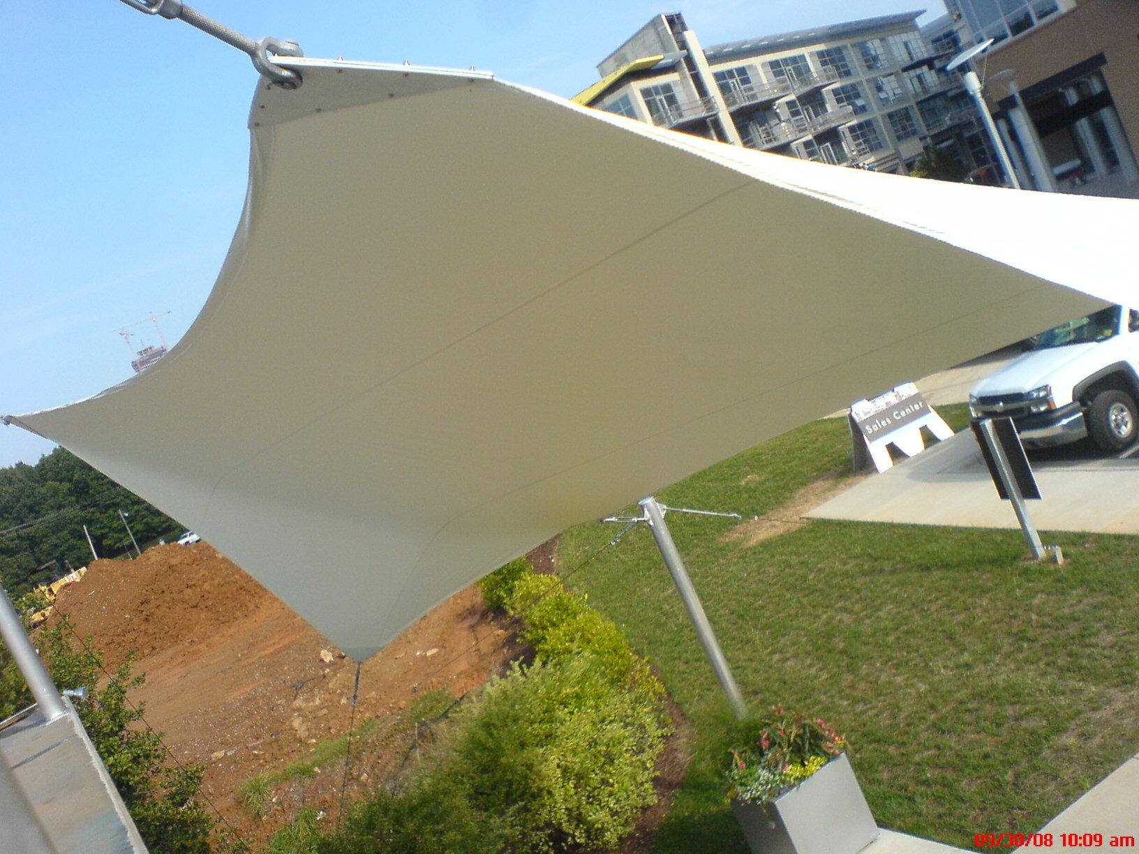 ever heard of a shade sail alpha canvas u0026 awning