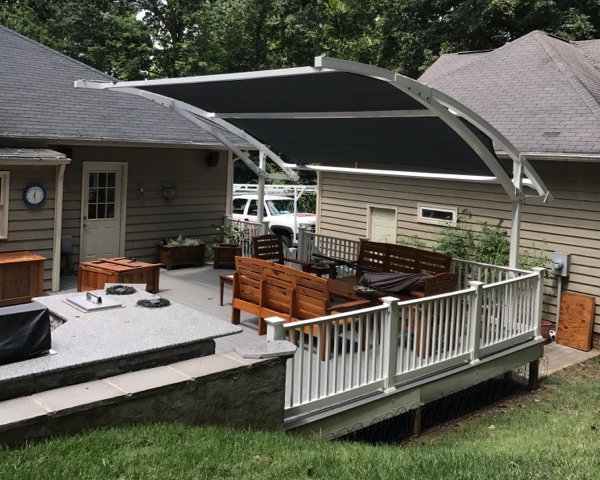 Shade Sails Amp Tension Structures Alpha Canvas Amp Awning